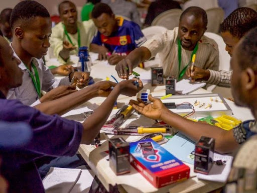 3 JT - Renewables in Africa: A Youth Centered Approach