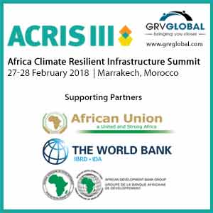 BOOK YOUR PLACES FOR ACRIS - FEBRUARY 2018 - MARRAKECH