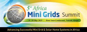 5th Africa Mini Grids 2019 300x111 - Press Release