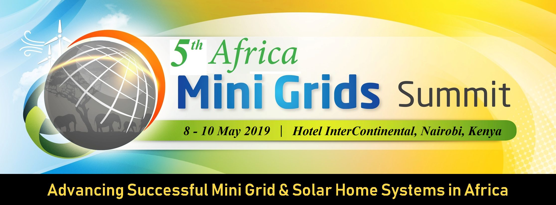 5th Mini Grids Summit - May 2019 - Nairobi, Kenya