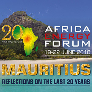 Africa Energy Forum 1 - Upcoming Events