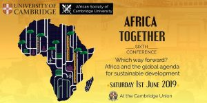 Africa Together Cambridge University Conference 300x150 - Press Release
