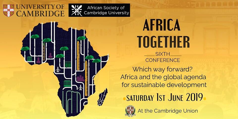 Africa Together Conference - June 2019 - Cambridge, UK
