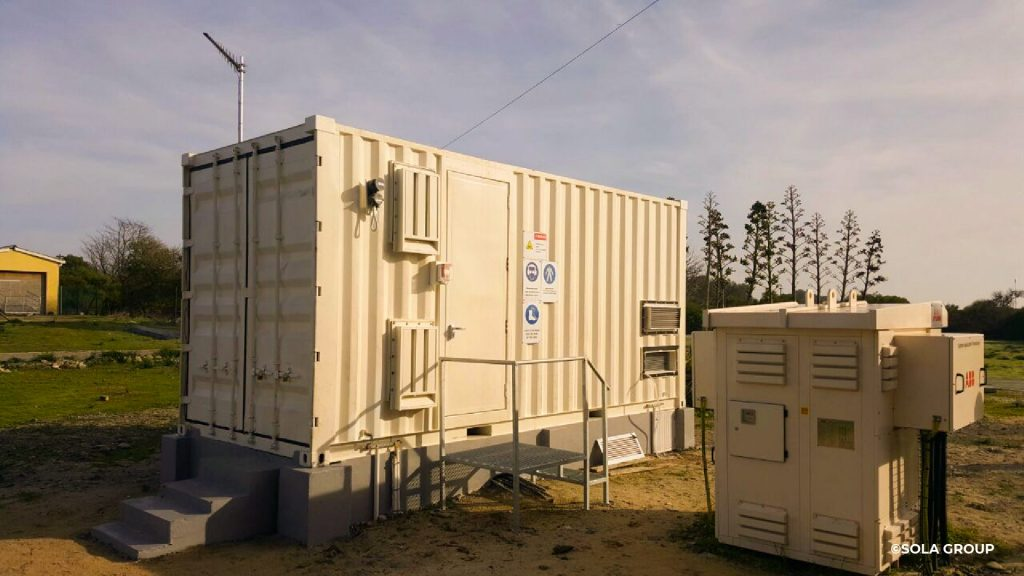 Battery Container 1024x576 - Is Energy Storage the Silver Bullet to Africa Power Challenges? - A Chat with Daniel Goldstuck from Sola Group