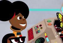 Bino and Fino Cartoon Renewables African culture