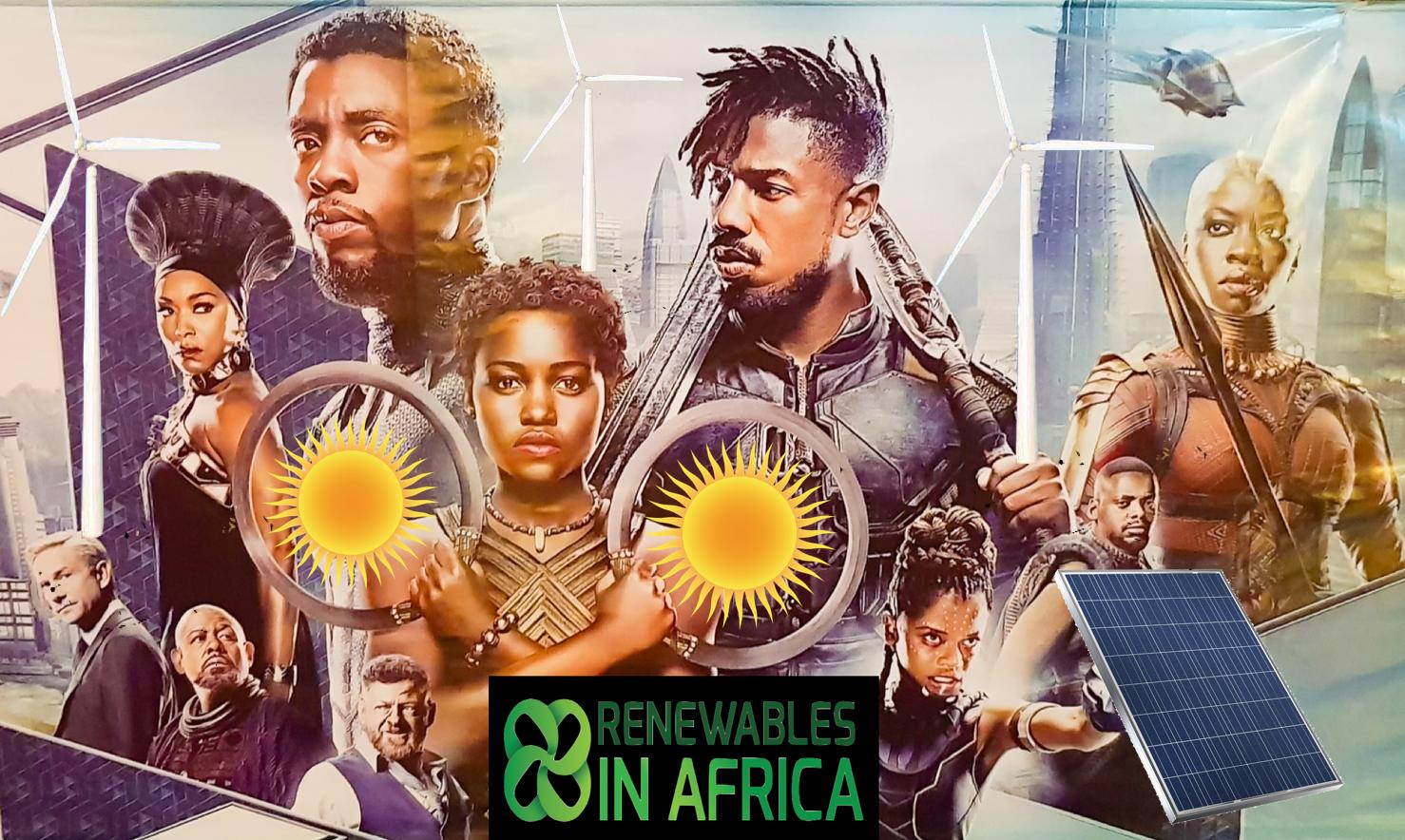 Wakanda Beyond Renewables In Africa Black Panther