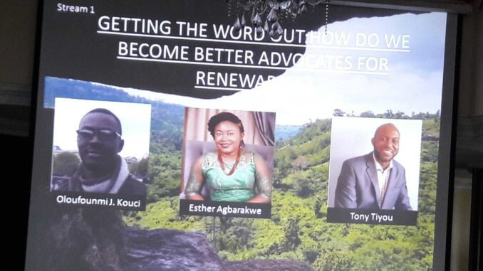 Clean Energy Summit Africa Disruptive messaging 2 678x381 - Clean Energy Summit Africa 2017: 5 Takeaways and … Jollof Rice