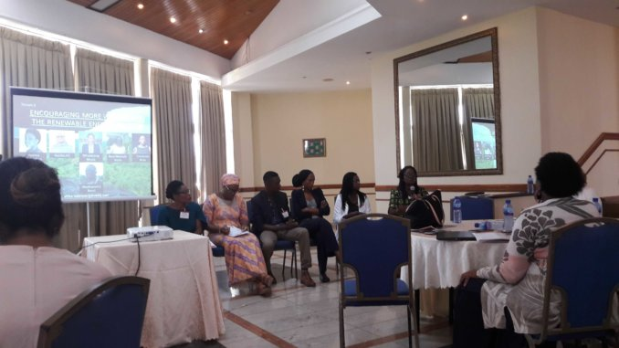 Clean Energy Summit Africa Women Session 2 678x381 - Clean Energy Summit Africa 2017: 5 Takeaways and … Jollof Rice