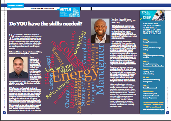 EMA Training TT Article - Featured In