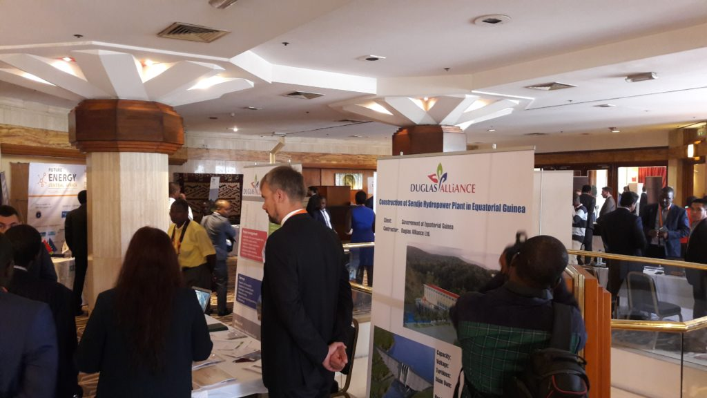Networking at Future Energy Central Africa