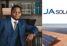 Positive Mind will help us overcome Coronavirus Outbreak says JA Solar Africa Top Executive