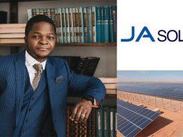 Positive Mind will help us overcome Coronavirus Outbreak says JA Solar Africa Top Executive