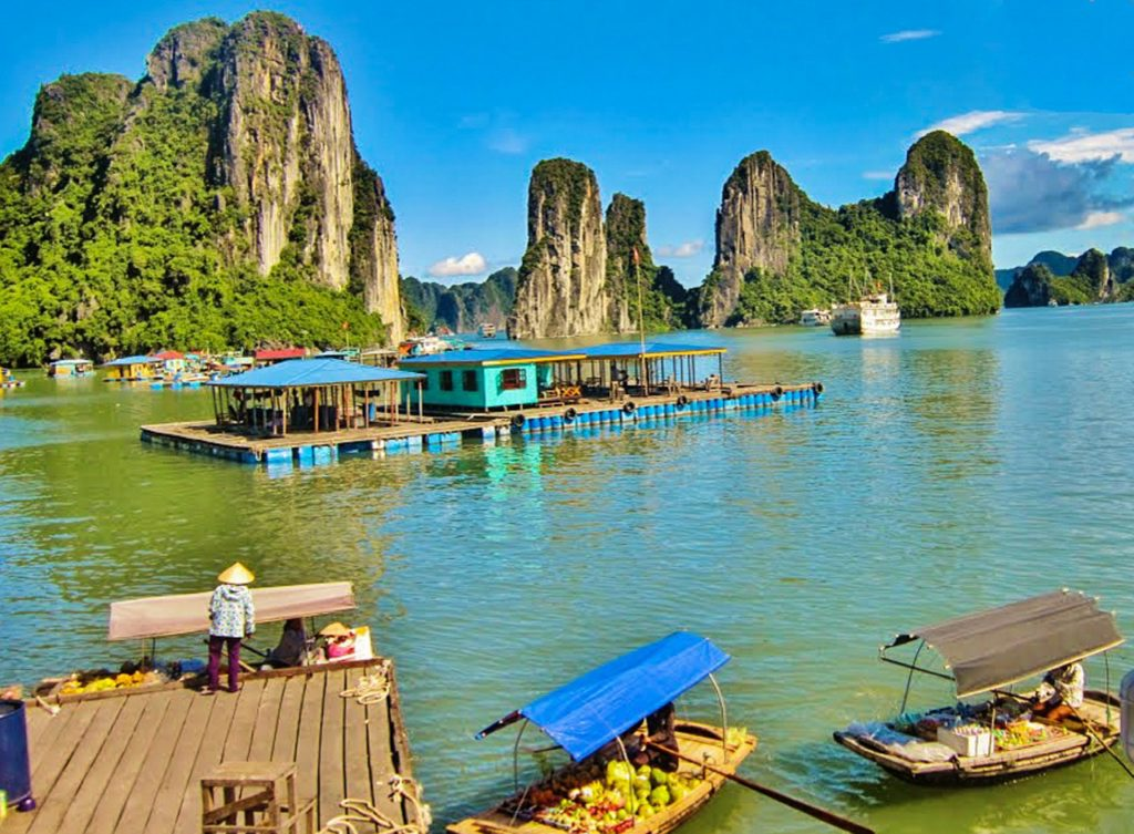 Halong Bay Vietnam 1024x753 - Africa, Asia, LatAm: where are the HOT markets?