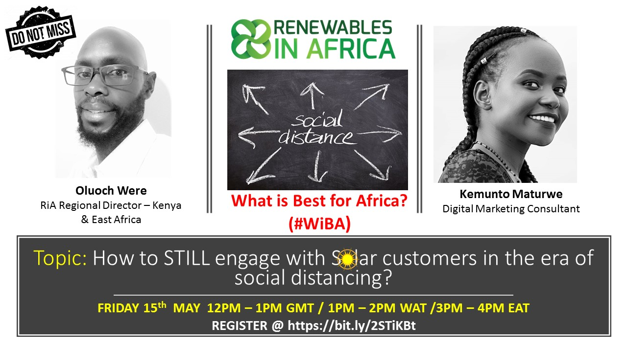 How to engage with Solar Customers in era of social distancing 2 - Home