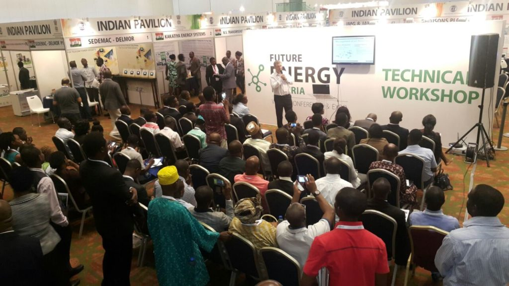 Technical Workshop at Future Energy Nigeria 2017