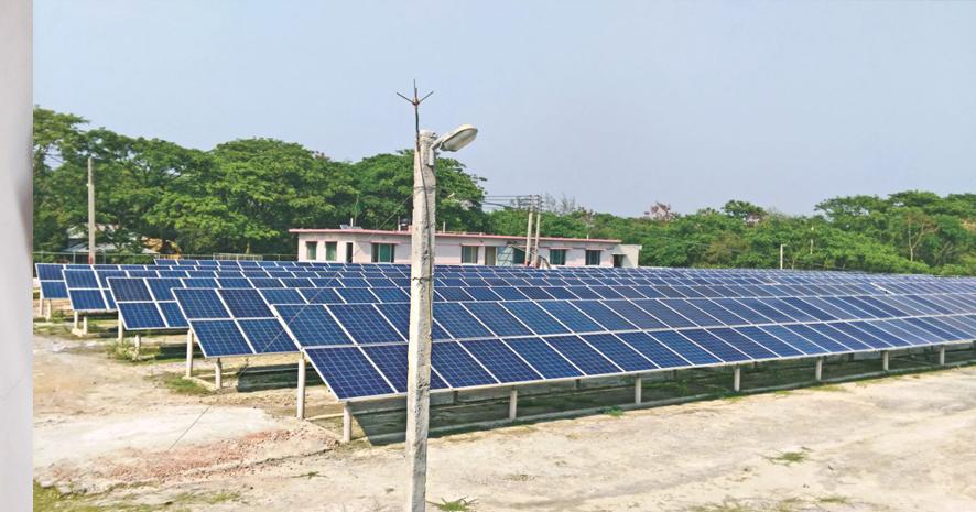 Jumeme pic - Jumeme Solar Mini Grids Transforming Lives in Tanzania