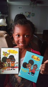 Natasha Jones daughter DVD 167x300 - Bino And Fino: The Hit Cartoon That Makes You Love Renewables And African Culture