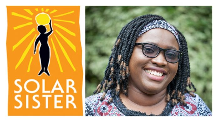 TEDx speaker and Solar Sister manager, Olasimbo tells her wins and challenges