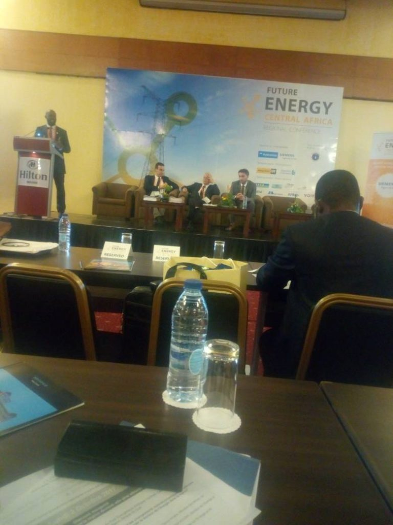 Panel Discussion on Transmission Networks in Central Africa