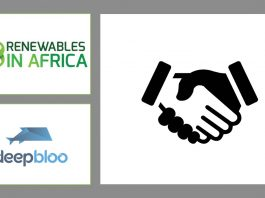 Renewables in Africa (RiA) announces a collaboration partnership with Deepbloo