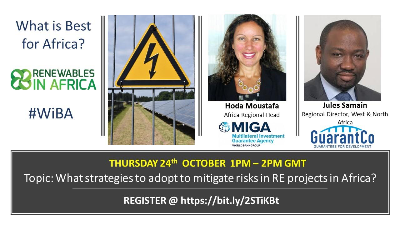 Risk Mitigation Strategies in Africa MIGA and GuarantCo 2 - Home