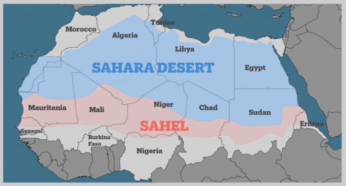 "Sahel Region - Long Live ""Desert to Power"", the new King of Solar"