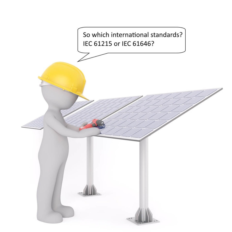 Solar Visual Inspection International Standards e1487506446201 - How to visually inspect a solar PV panel?
