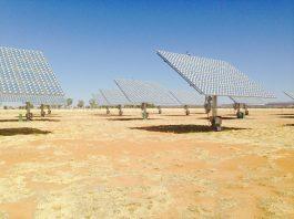 Desert to Power Solar PV Programme