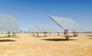 Desert to Power Solar PV Programme