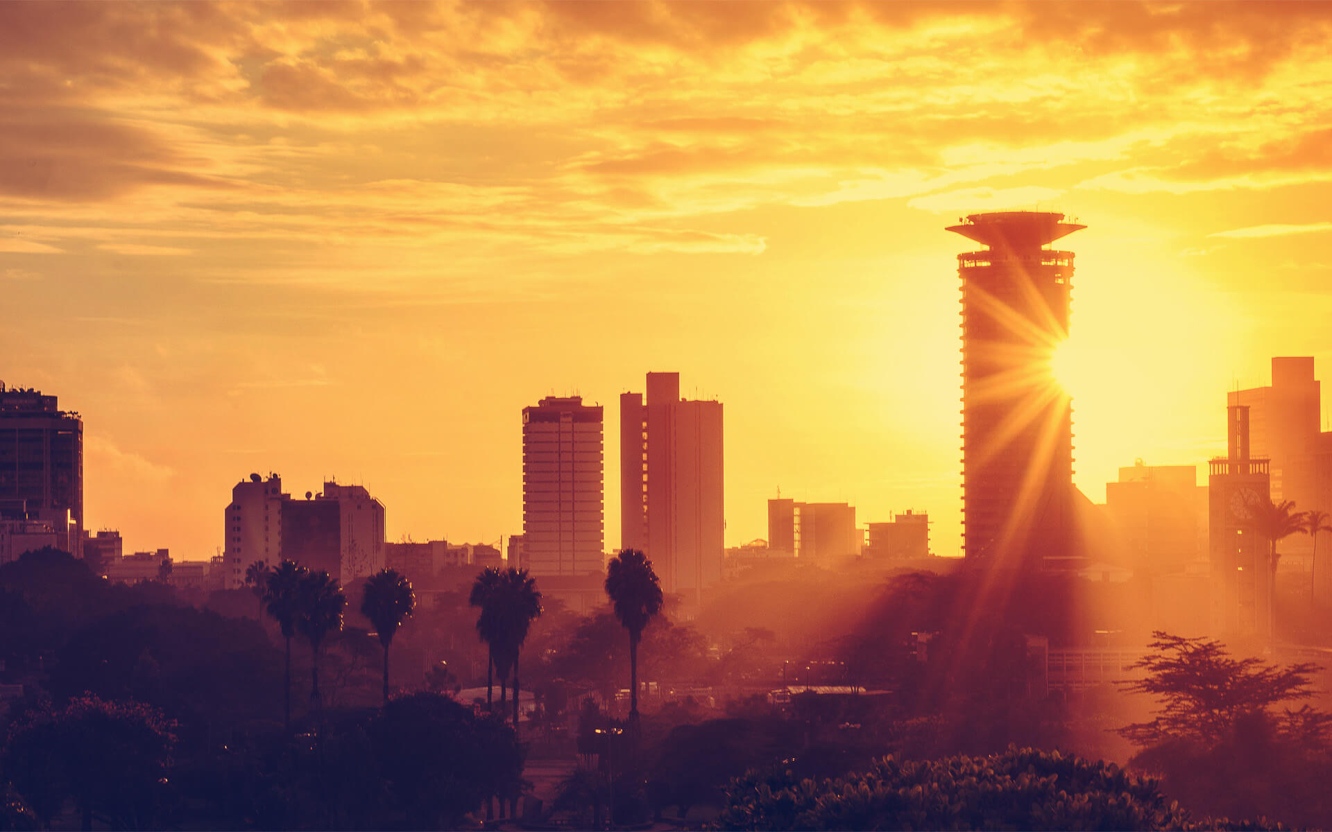 Sun in NAIROBI - How does a Solar Panel work?