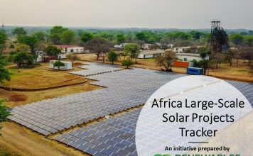 The Africa Large-Scale Solar Projects Tracker