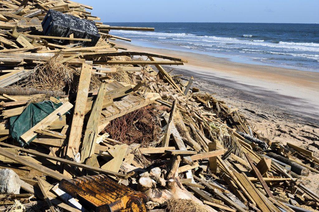 Tropical Storm Flood Damages
