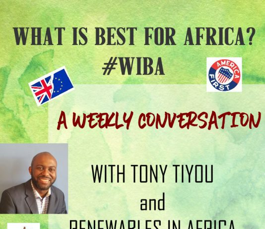 What is Best for Africa? –