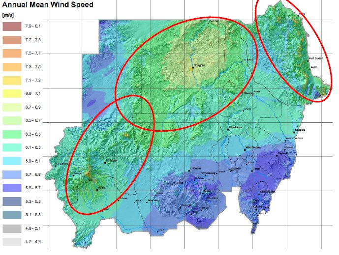 Wind In Sudan Pic 1 - Sudan's Wind power – Past Experience, Existing Potential and Means forward