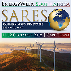 BOOK YOUR PLACES FOR SOUTHERN AFRICA RENEWABLE ENERGY SUMMIT - DECEMBER 2018 - CAPE TOWN